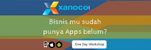 Xanoco - Membuat Aplikasi Mobile