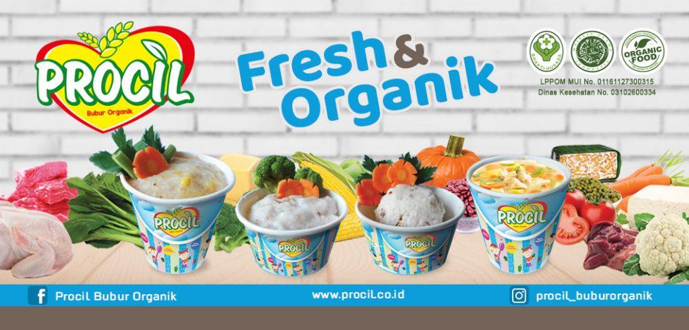 Procil Bubur Organik Franchiseglobal Com
