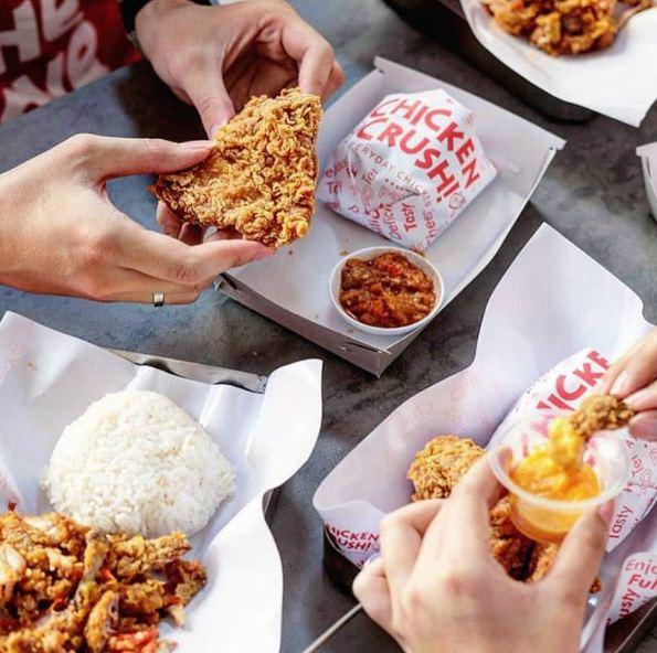 Chicken Crush Tawarkan Peluang Usaha Renyah Pedas Bisnis Fried