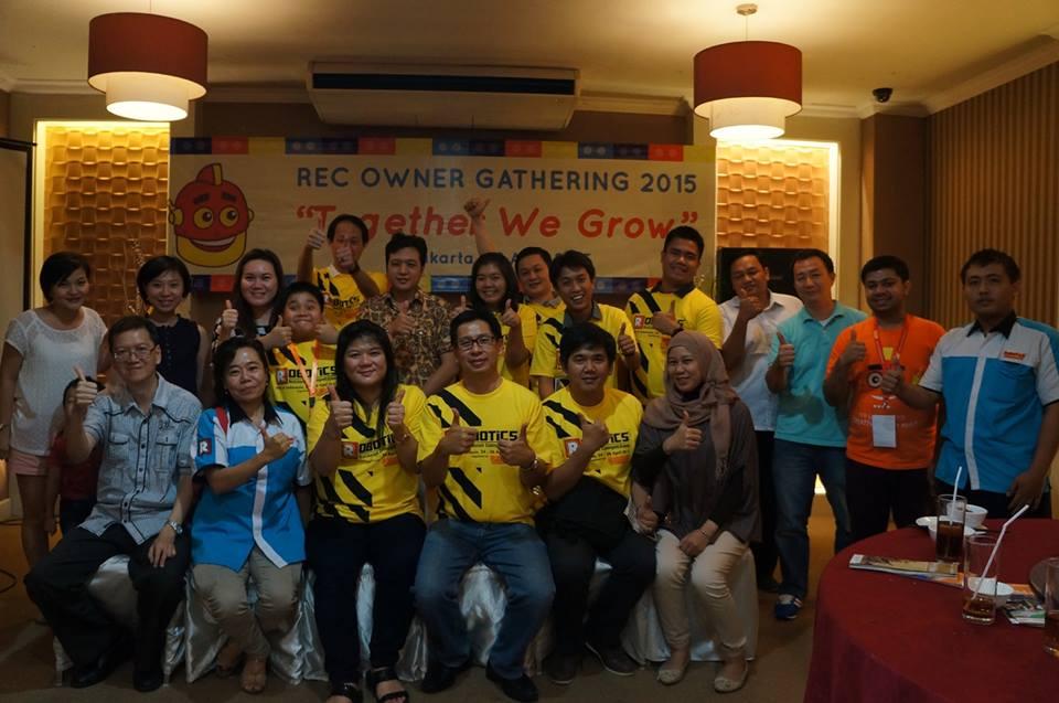 Robotics Education Center Siap Wakili Indonesia Di Ajang World Robot