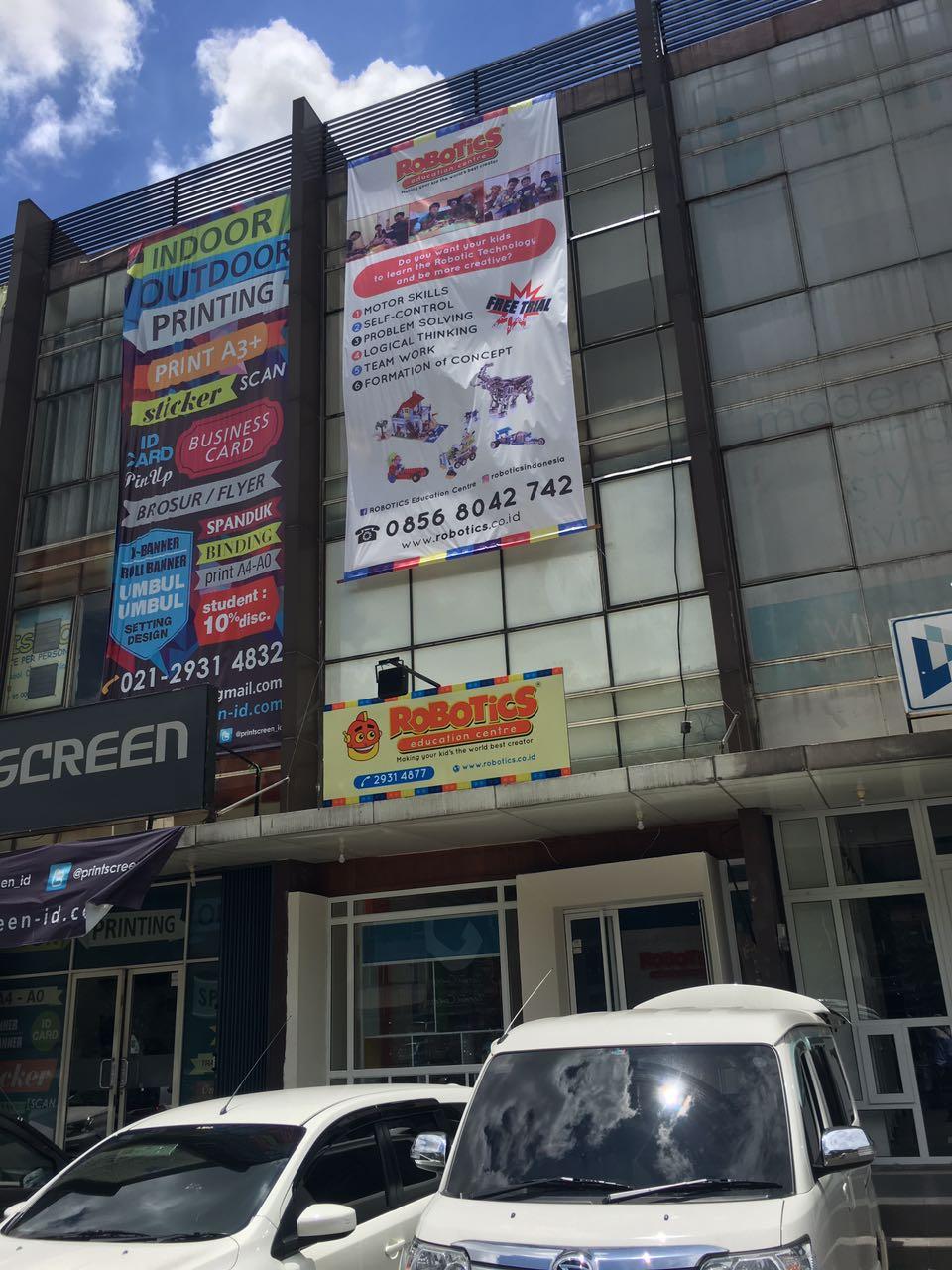 Jangkau Masyarakat Tangerang, Robotics Kini Hadir di Alam Sutera Serpong