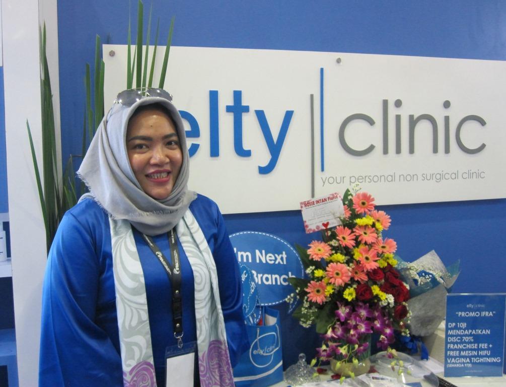Cantiknya Peluang Bisnis Kecantikan Bersama Elty Clinic