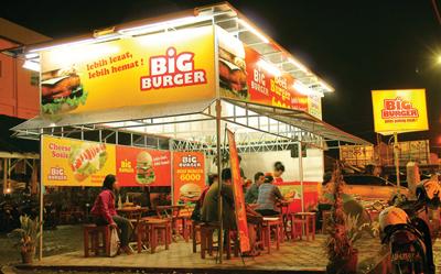 Peluang Usaha Big Burger Jadi Mitra Banyak Untungnya