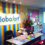 GlobalArt Satu-Satunya Waralaba Pendidikan Asia Tenggara yang Tembus Pasar Amerika