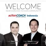 ActionCoach Indonesia Perlebar Jangkauan Wilayah Ke Bandar Lampung dan Medan