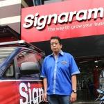 Mengenal Signarama, Bisnis Penyedia Signage (alat periklanan) Asal AS