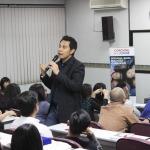 4 cara praktis membangun 'kenalan bisnis' di setiap seminar atau workshop