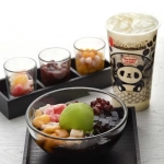 BlackBall Dessert House; Sang Spesialis Menu Dessert Grass Jelly