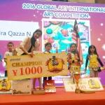 Wow! Anak Didik GLOBAL ART Indonesia Berhasil Cetak Juara Di GuangZhou