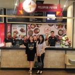 Opening Outlet Ke-16 Di Kota Hujan, SANGRAI PELOPOR PUYUH Dihujani Pelanggan