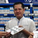 Ini Dia RJ STEEL! Franchise Mur dan Baut Pertama Di Indonesia