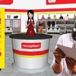 Alfamart Tawarkan Konsep Toko Virtual Hingga Ke Indonesia Timur