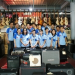 CHIC'S MUSIK! 20 Tahun Konsisten Di Bisnis Pendidikan Musik