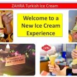 Melirik Manisnya Potensi Bisnis ZAHRA TURKISH ICE CREAM