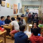 Dapoer Roti Bakar Siap Hangatkan Panggangan Di Citra Raya Tangerang