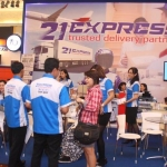 Bisnis Jasa Pengiriman 21 EXPRESS! Sebuah Peluang Usaha Inovatif Dan Eksis Selama 26 Tahun