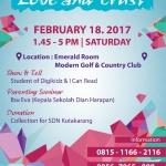 """DIGIKIDZ Gelar Seminar Parenting dan Charity Untuk SDN """"Gubug"""" Kutakarang"""
