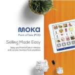 Point of Sale Moka POS; Sasar Kalangan UKM dan Pelaku Bisnis Waralaba