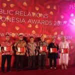 Jalin Hubungan Baik Lewat Media Massa, Alfamart Rengkuh PR Indonesia Awards 2017