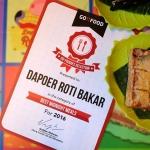 Produk Premium Harga Terjangkau, Jadi Kunci Dapoer Roti Bakar Rengkuh Banyak Penghargaan