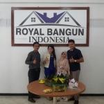 Ramai Permintaan Bangun Rumah Di Jawa Timur, Royal Kontraktor Siap Opening Kantor Di Kediri