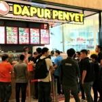 D'Penyetz Buka Outlet Ke-17 Di Kuala Lumpur Malaysia