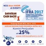 Menanti Gebrakan PT NCS Di IFRA 2017