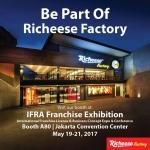 Lebarkan Sayap Bisnis, Richeese Factory Tawarkan Peluang Franchise