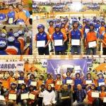 Silaturahmi Akbar PT NCS: Dari Komitmen Go Digital Sampai Penghargaan Kurir Berprestasi