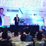 Founder ActionCoach Kunjungi Indonesia Gelar The Billionaire Tour