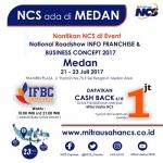 NCS Siap Berikan Peluang Usaha Menggiurkan Di Medan