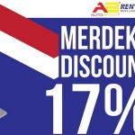AutoBridal Rent Car Kasih Diskon 17% Selama Agustus