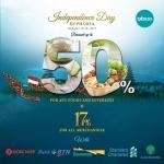 Excelso Coffee Tawarkan  Diskon 50% Di Hari Kemedekaan Indonesia