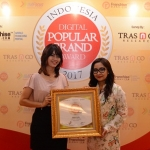 Eksis Di Dunia Digital, Pelopor Salon Anak Ini Rengkuh Indonesia Digital Popular Brand Award