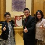 Depo Air Minum Biru Raih Penghargaan The Best Market Driving Company