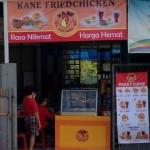 Kane Fried Chicken Tawarkan Konsep Baru