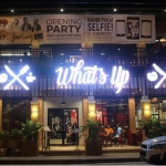 What's Up Cafe Resmikan Outlet Kekinian di Pontianak