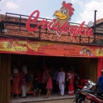 Crispyku Fried Chicken Resmikan Outlet Di Cipadu