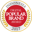 Indonesia Digital Popular Brand (IDPBA) 2017