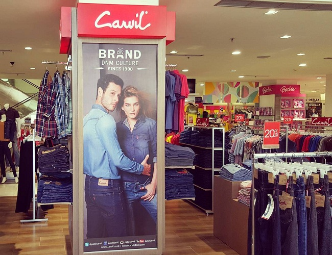 Kemitraan Carvil; One Stop Solution Bisnis Fashion