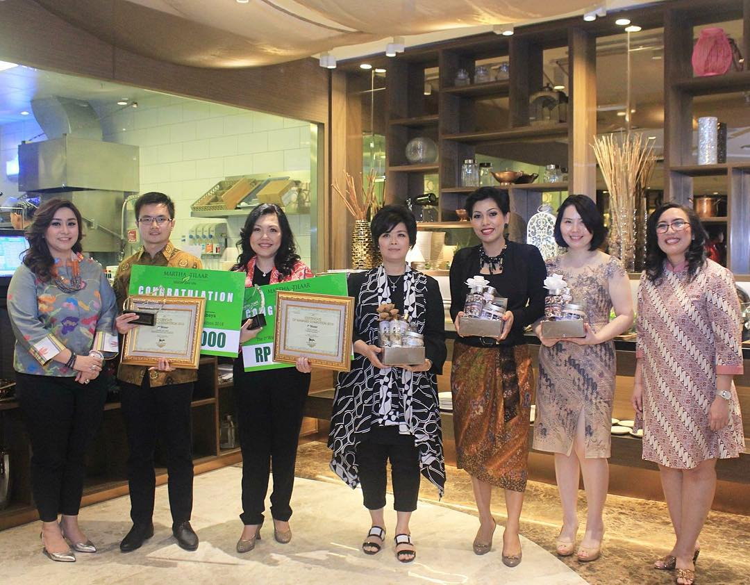 Tingkatkan Performa Gerai, Martha Tilaar Spa Gelar Gala Diner Outlet & Manager Competition