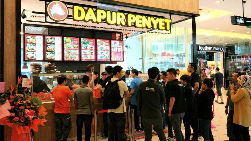 D Penyetz Buka Outlet Ke 17 Di Kuala Lumpur Malaysia