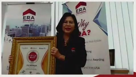 Semakin Digitalisasi, ERA Indonesia Kembali Raih Penghargaan Indonesia Digital Popular Brand Award