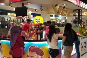 Usai Malaysia dan Singapura, Crepe Signature Kian Berjaya Di Indonesia