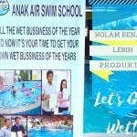 Cara Anak Air Swim School Agar Tetap Eksis