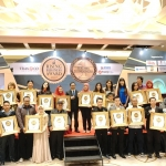 TRAS N CO Research Rilis Penghargaan Rising Business Award 2017