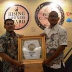 Herbal Chicken Boyong Penghargaan Rising Business Award 2017