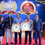 Sukses Jalankan Bisnis Isi Angin Di SPBU, Dua Franchisee Green Nitrogen Ini Raih The Best Franchisee Award 2017