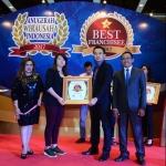Kapal Api Apresiasi Mitra Coffee Corner Terbaiknya Lewat The Best Franchisee Award 2017