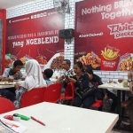 Quick Chicken Optimis Resmikan 700 Gerai di 2018